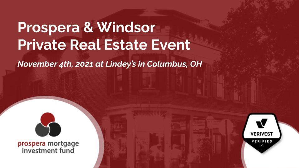Prospera & Windsor Private Event